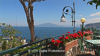 Amalfi Coast  Photo Copyright 2001 VITA Digital Productions